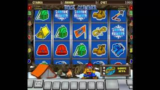 Игровой автомат Rock Climber на сайте Azino777