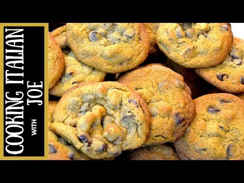 World's Best Chocolate Chip Cookies Recipe Cooking Italian with Joe