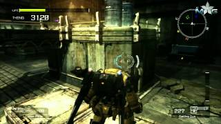 Lost Planet: Extreme Condition Walkthrough-Mission 10 Part 4-All Target Marks