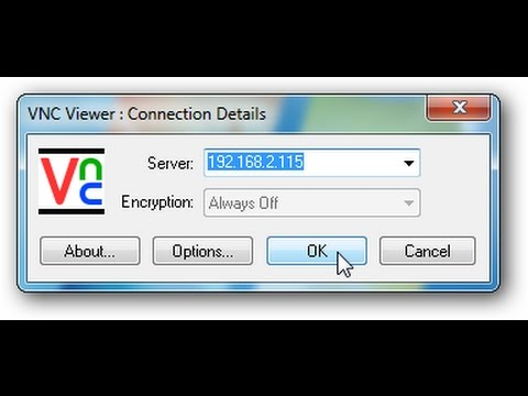 How to configure vnc server on CentOs 6 7