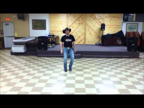 Copperhead Road (Thunderfoot) - Line Dance to Music
