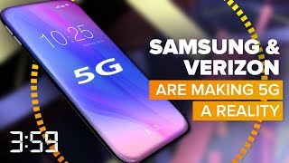 Samsung, Verizon are jumping into 5G together with next smartphone (The 3:59, Ep. 497)