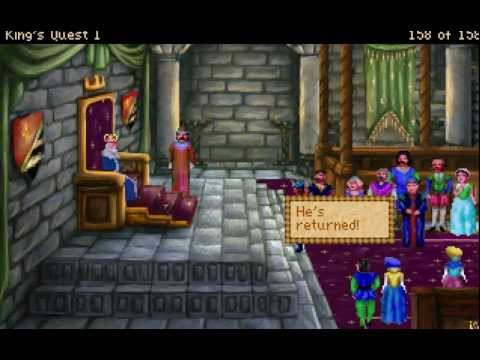kings quest 8 ending a relationship