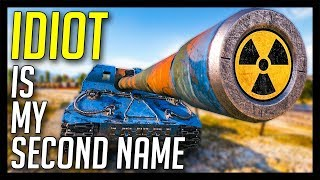 ► IDIOT, That's My Second Name! 😡 - World of Tanks Gameplay