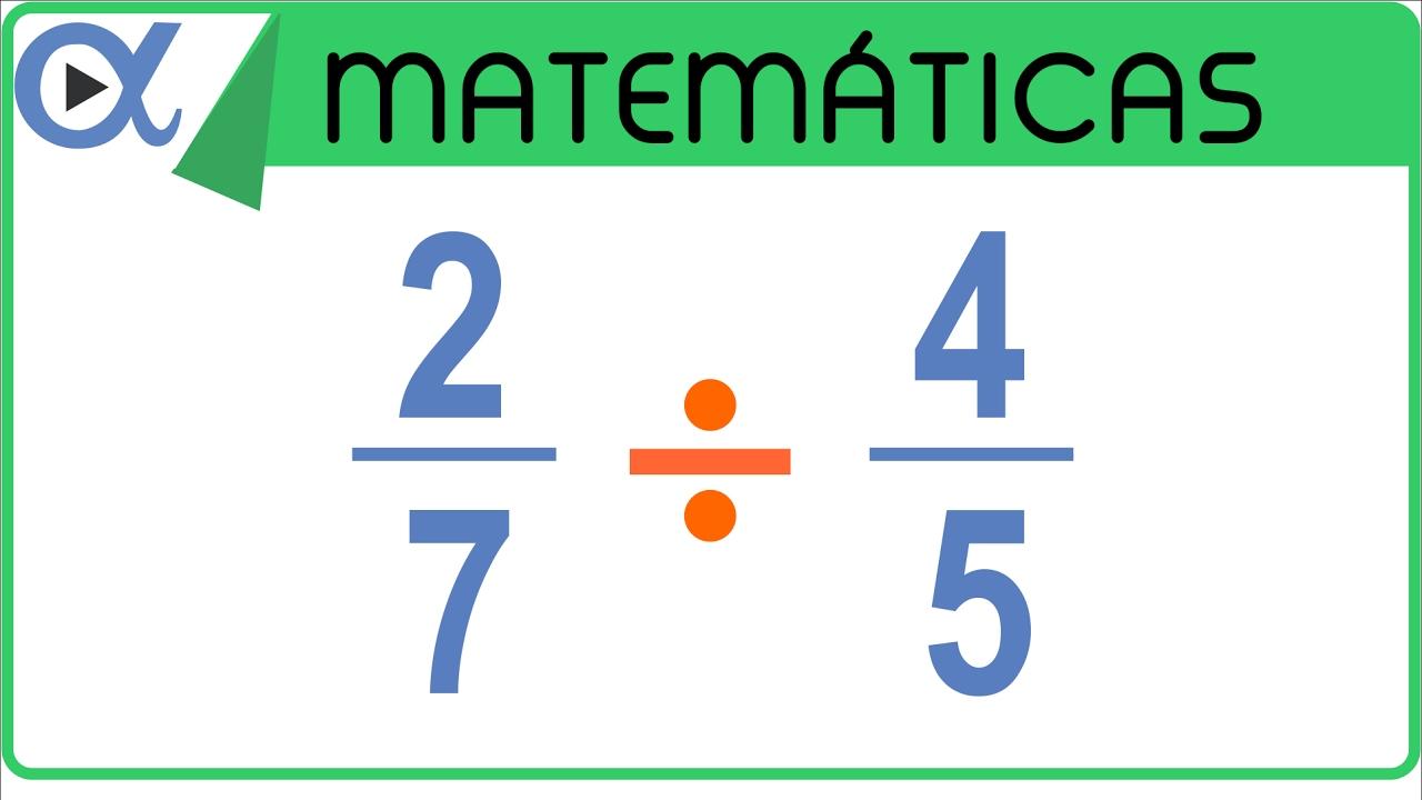 División De Fracciones Propias Aritmética Vitual