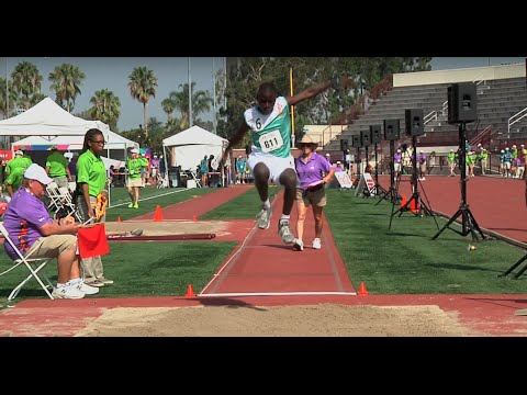Special Olympics 2015 Track and Field Events