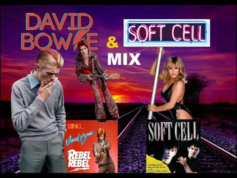 Download Bowie & Soft Cell Drum Cover Mix