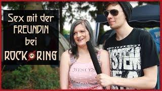 SEX MIT DER FREUNDIN BEI ROCK AM RING??? | Zeltplatz Interviews