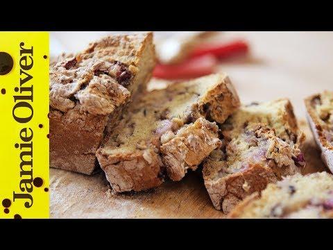 Rhubarb and Ginger Soda Bread | Jack Monroe