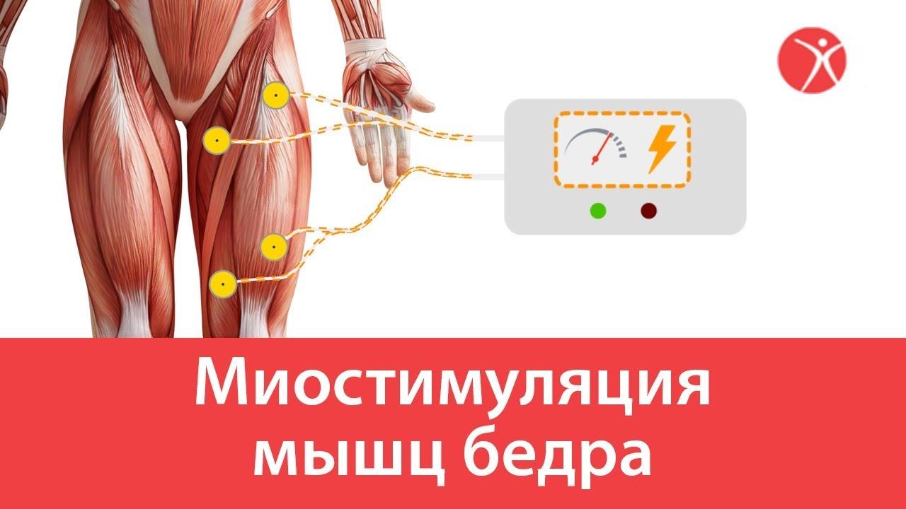 Миостимуляция ног