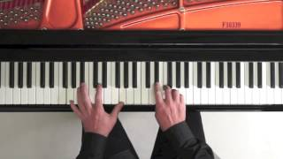 Unknotting Bach Goldberg Variations - Var.15