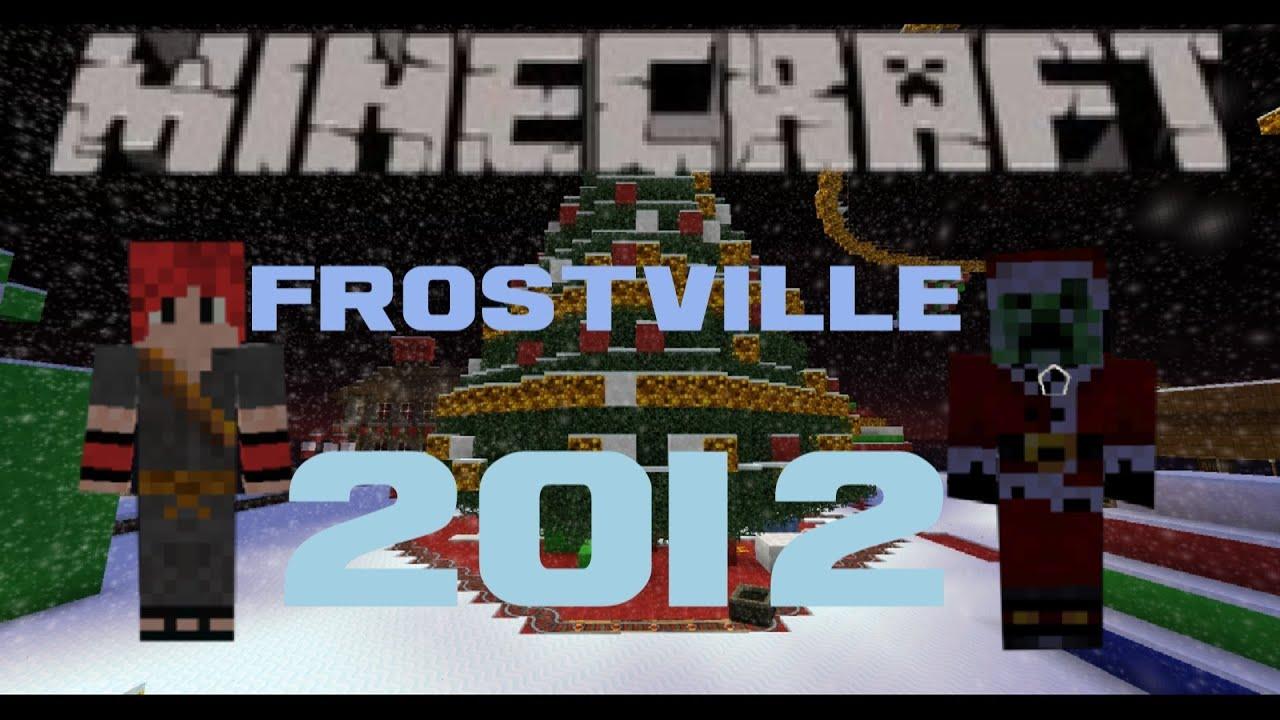 Minecraft: Epic Christmas Server - YouTube