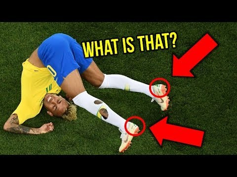 c72801f0c WHAT S SPECIAL ABOUT NEYMAR S 2018 WORLD CUP BOOTS  - YouTube