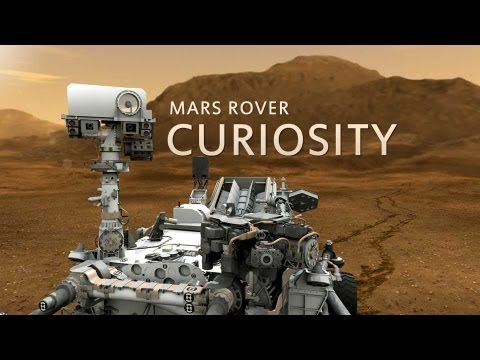 Several Strange Black Objects Surrounding The Curiosity Rover On Mars? Hqdefault