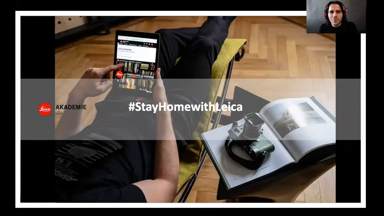 #StayHomeWithLeica - Hiram Garcia