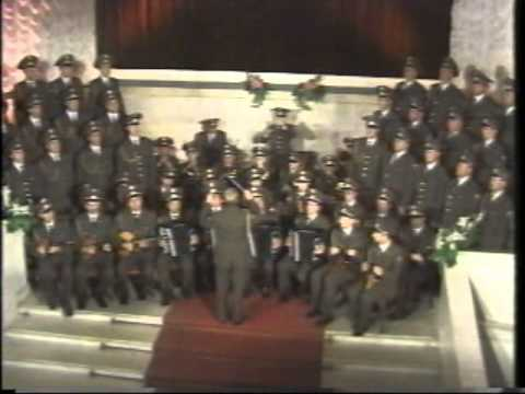 (Old video) - Glorie Aleluia (The Red Army Choir)