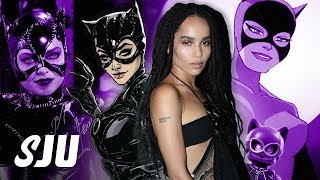 Zoe Kravitz Cast as Catwoman in The Batman | SJU