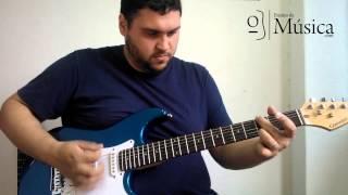 Rodolfo Muniz - Demonstração Giannini G 101 Sonic X Series - Escola de Musica em Petrópolis