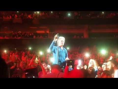 Bon Jovi Salt Lake City 2018 Bed of Roses