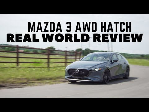 The New 2019 Mazda 3 Is BETTER THAN YOU THINK!