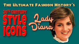 20th CENTURY STYLE ICONS: Lady Diana