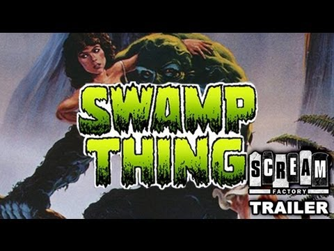 Swamp Thing - THEATRICAL TRAILER