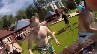 ШОК видео с Поляны Дом-2: дикий отжиг в бассейне(, 2016-08-08T11:23:12.000Z)