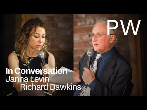 In Conversation: Richard Dawkins and Janna Levin