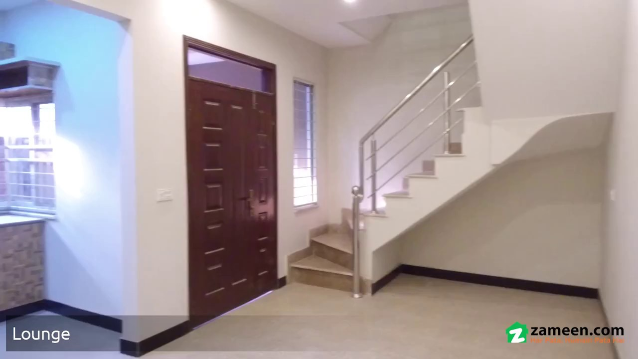 3 Marla House For Sale In Lahore Medical Housing Society Bx