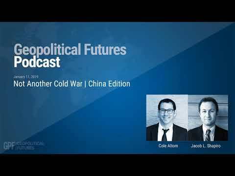 Not Another Cold War -- China Edition