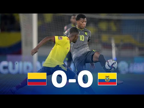 Colombia Ecuador Goals And Highlights