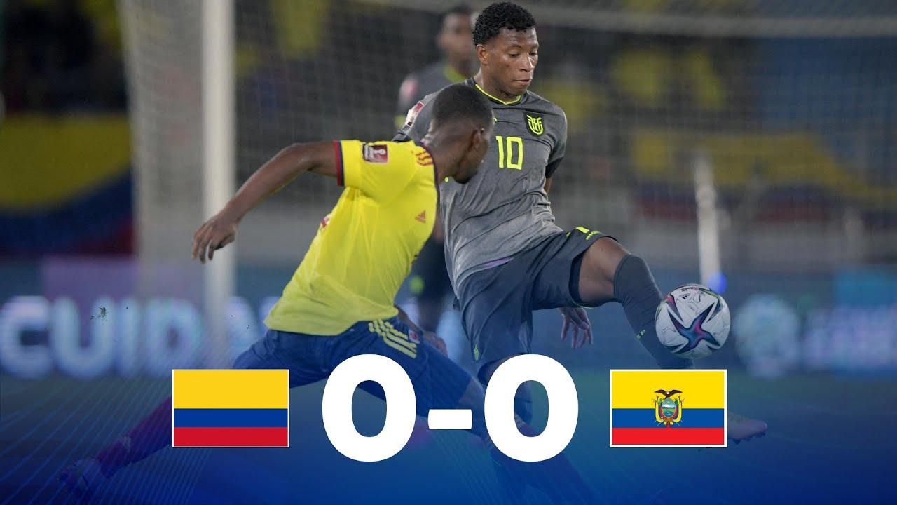 Download Eliminatorias   Colombia 0-0 Ecuador   Fecha 12