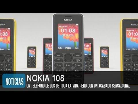 Nokia 108, precio y características