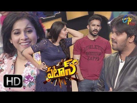 Patas   5th January 2018   Sudigali Sudheer&Anchor Rashmi   Full Episode 654   ETV Plus