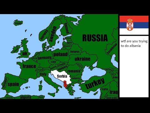 Serbia in Nutshell