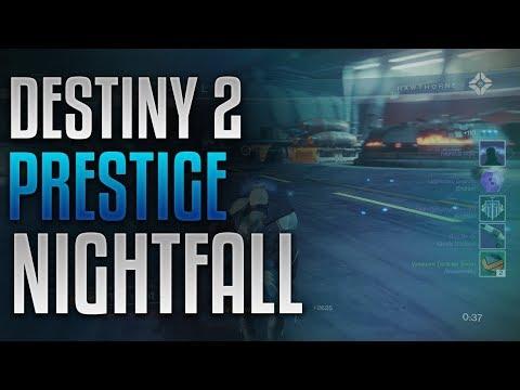 Destiny 2 - The Arms Dealer Prestige Nightfall w/ Loot