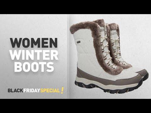Women's Winter Essentials Boots   Amazon UK Black Friday Deals