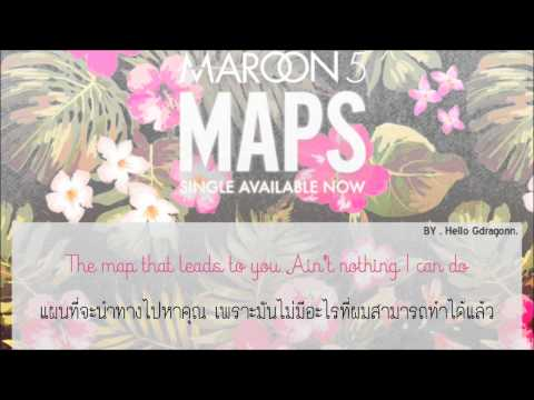[Thaisub] Map - Maroon5
