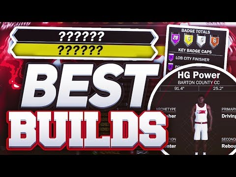 BEST PLAYER BUILDS IN NBA 2K18 FOR EVERY POSITION & ARCHETYPE • GUARD + CENTER BUILD TUTORIAL & TIPS
