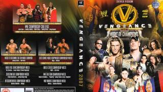 WWE Vengeance 2007 Theme Song Full+HD
