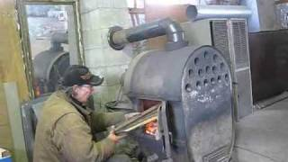 Mikes Ratrod Wood Stove Shop Stove