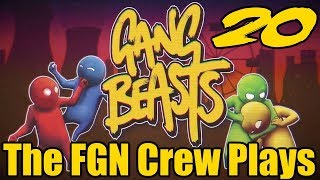 TRY HARDER | GANG BEASTS #20