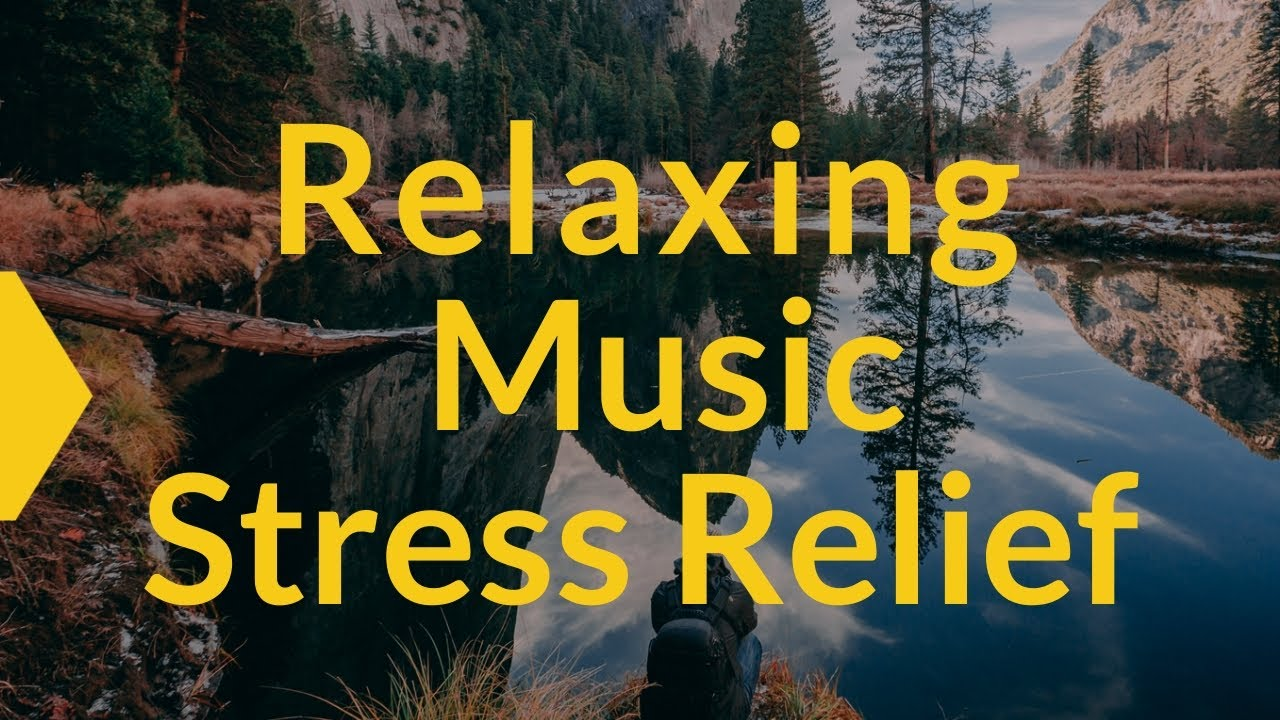 Relaxing Music for Stress Relief ~ Calming Music ~ Meditation, Relaxation, Sleep