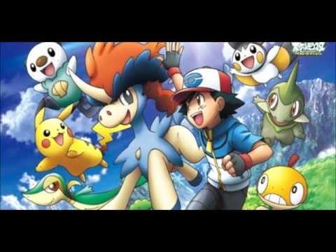 Pokémon The Movie 15: Kyurem vs The Sword of Justice - Opening Theme