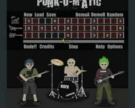Punk-O-Matic (My Attempt)