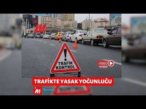 Trafikte Yasak Yoğunluğu