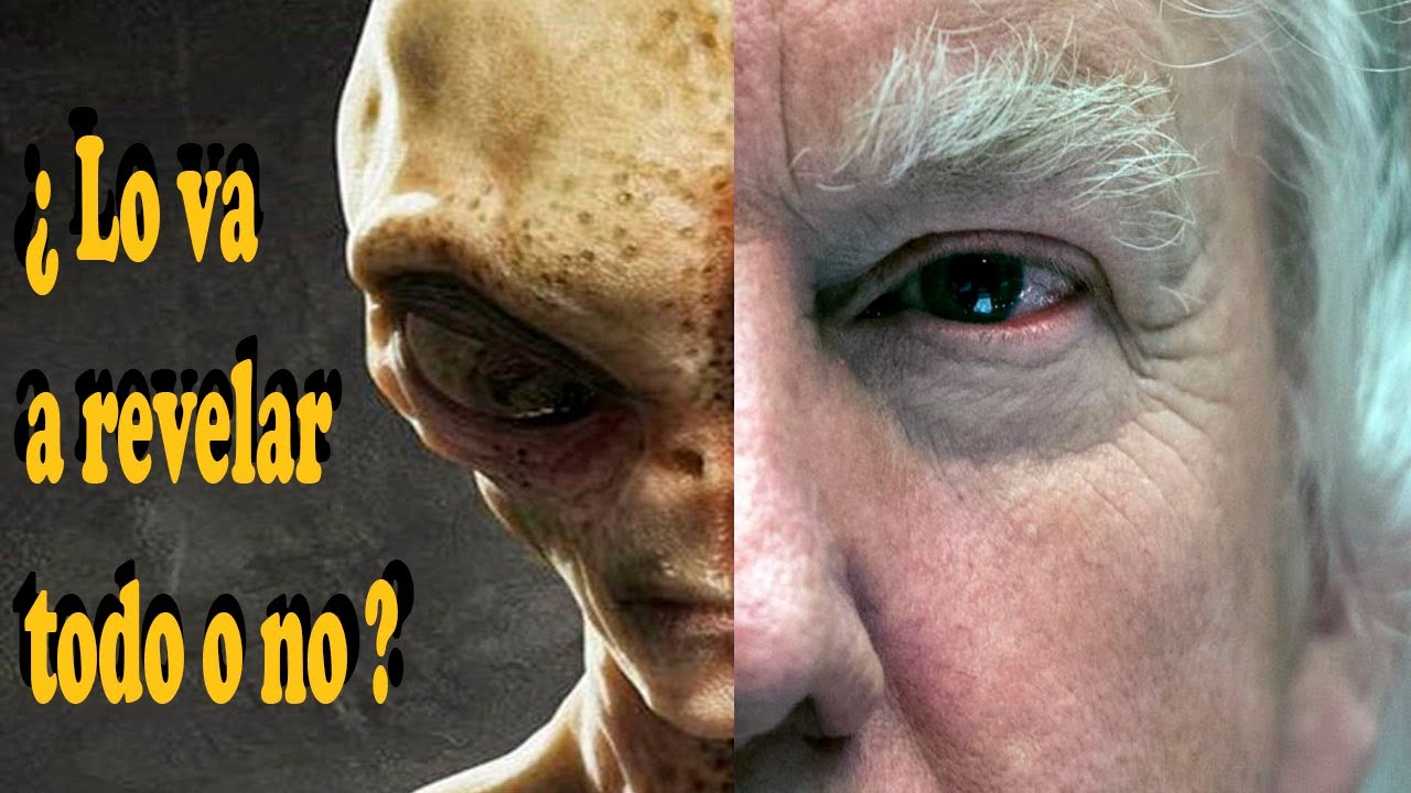 Va a contar toda la verdad OVNI cuando sea reelecto