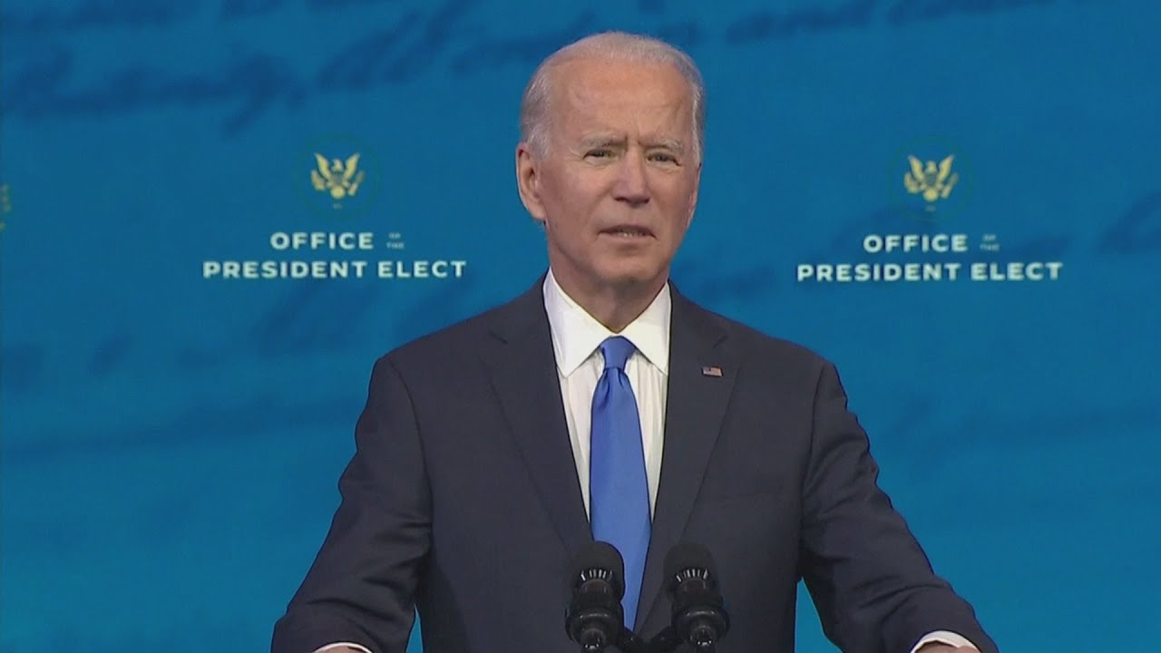 Electoral college officially confirms Biden as next U.S. president