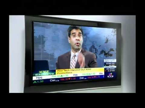 Bloomberg UTV Channel Ad