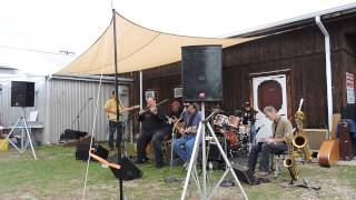 Bennie Dodd Band-Just Walk On By DSCN0027